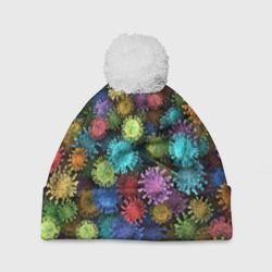 Разноцветные вирусы