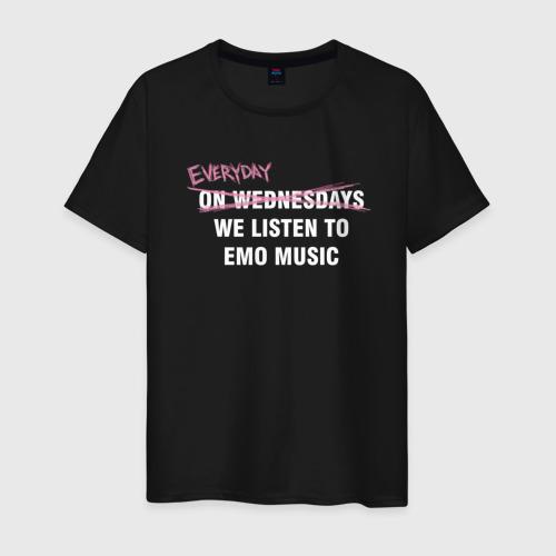 Мужская футболка хлопок Эвридэй XS фото
