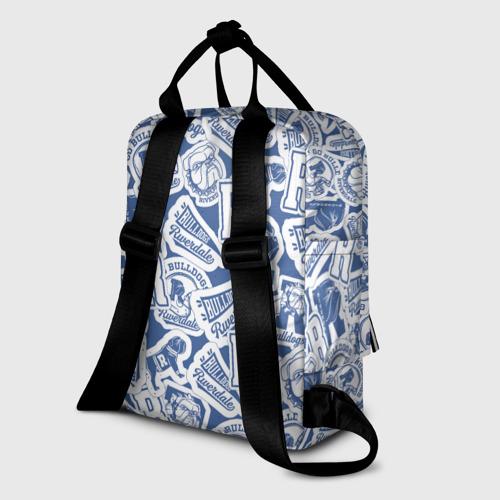 Женский рюкзак 3D RIVERDALE Фото 01