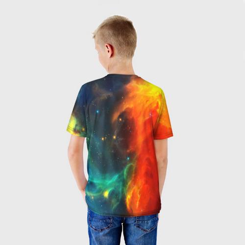 Детская футболка 3D БИТВА КОСМОСА Фото 01