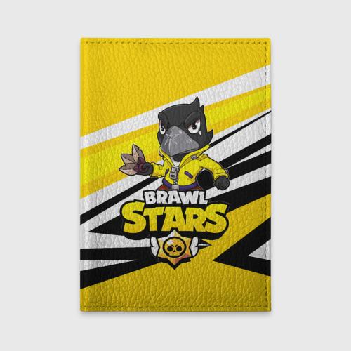 Обложка для автодокументов BRAWL STARS CROW One фото