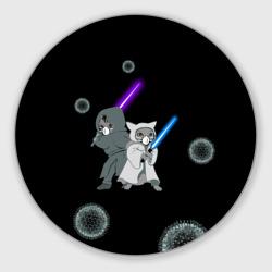 Котики vs Вирус