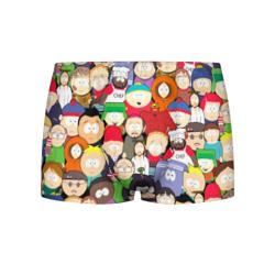 South Park персонажи