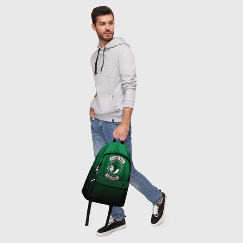 Рюкзак 3D SERPENTS Фото 01