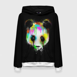 Панда в краске