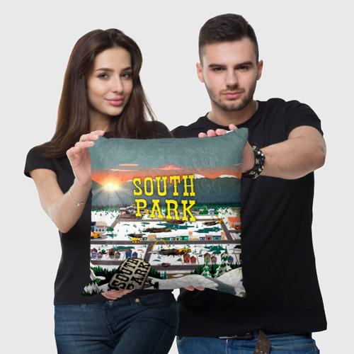 Подушка 3D Южный Парк Фото 01