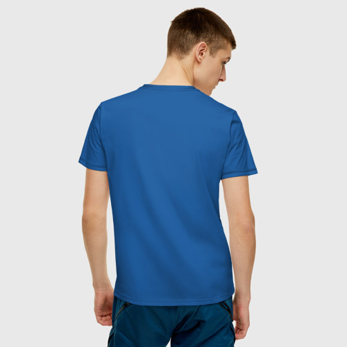 Мужская футболка хлопок Спасибо медсестрам за их труд. Фото 01