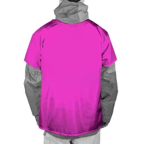 Накидка на куртку 3D BIBI Фото 01