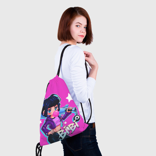 Рюкзак-мешок 3D BIBI Фото 01