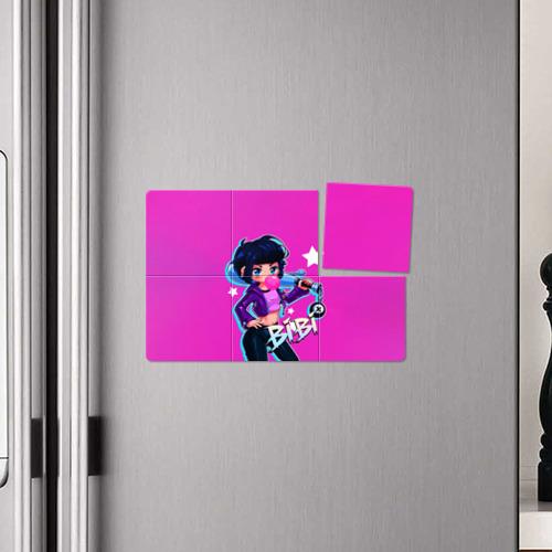 Магнитный плакат 3Х2 BIBI Фото 01