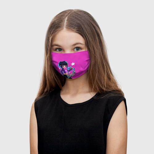 Детская маска (+5 фильтров) BIBI Фото 01