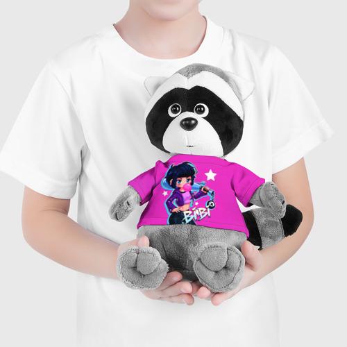Енотик в футболке 3D BIBI Фото 01