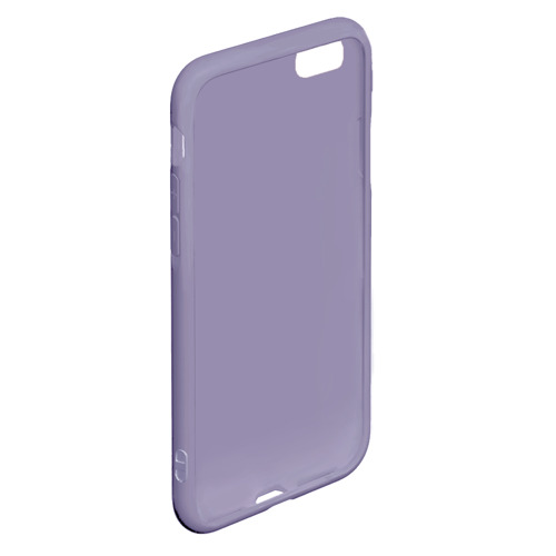Чехол для iPhone 6/6S Plus матовый BIBI Фото 01