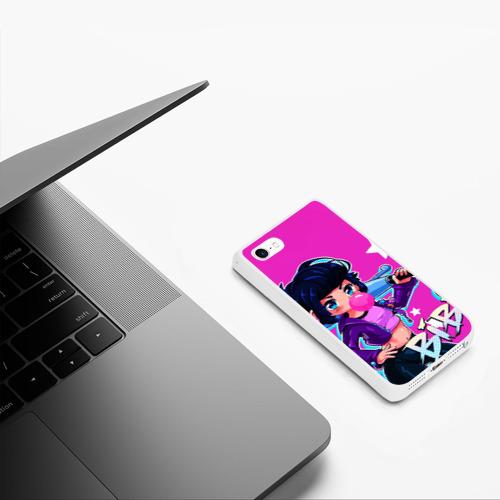 Чехол для iPhone 5/5S матовый BIBI Фото 01