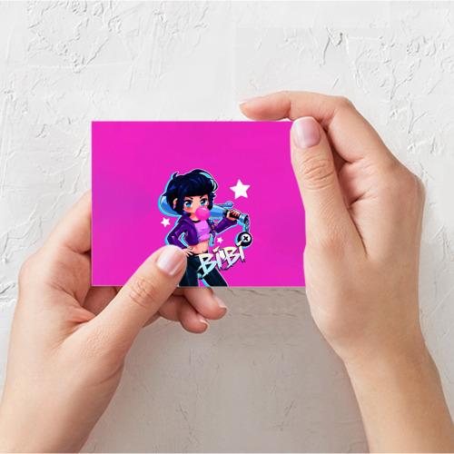 Поздравительная открытка BIBI Фото 01