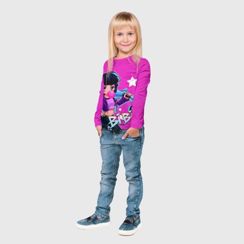 Детский лонгслив 3D BIBI Фото 01