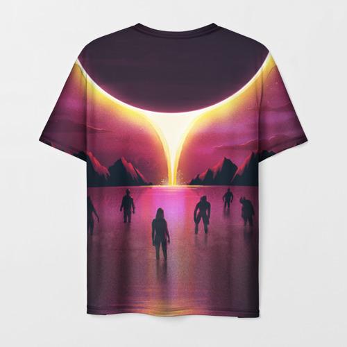Мужская футболка 3D BERSERK Фото 01