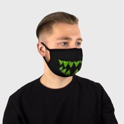 Маска Зубоскал Зеленый
