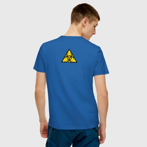 Мужская футболка хлопок Biohazard Фото 01