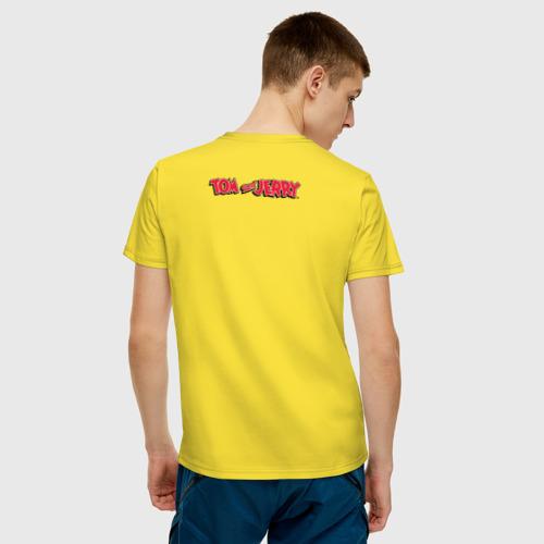 Мужская футболка хлопок Enamored Tom Фото 01