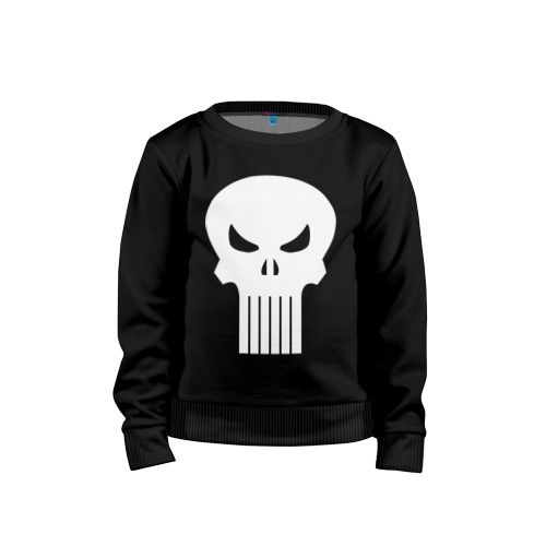 The Punisher. Череп
