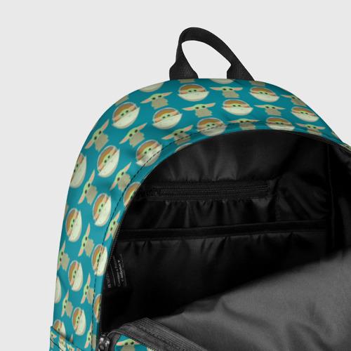 Рюкзак 3D Грогу Фото 01