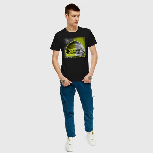 Мужская футболка хлопок Грогу Малыш Фото 01