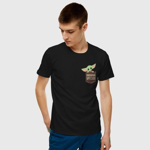 Мужская футболка хлопок Грогу - неизвестный вид Фото 01