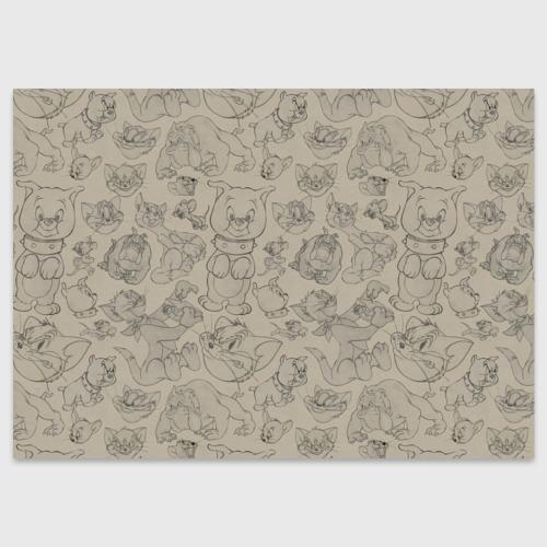 Heroes Tom&Jerry pattern