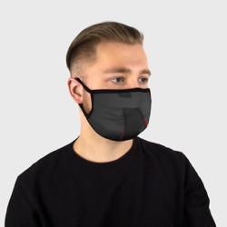 Карбоновая маска