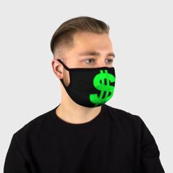 Маска доллар.