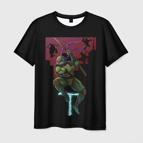 Черепашки Ниндзя персонализированные рождения футболка идеальный подарок//подарок