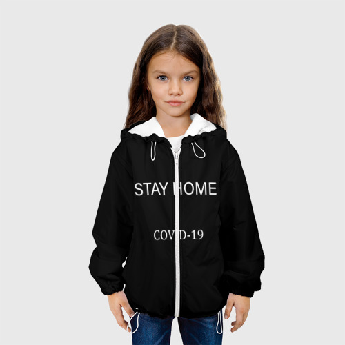 Детская куртка 3D Covid-19 Фото 01