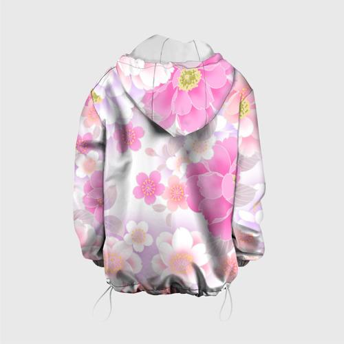 Детская куртка 3D Цветы Фото 01