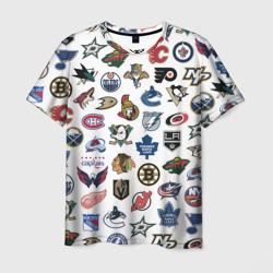 Логотипы НХЛ