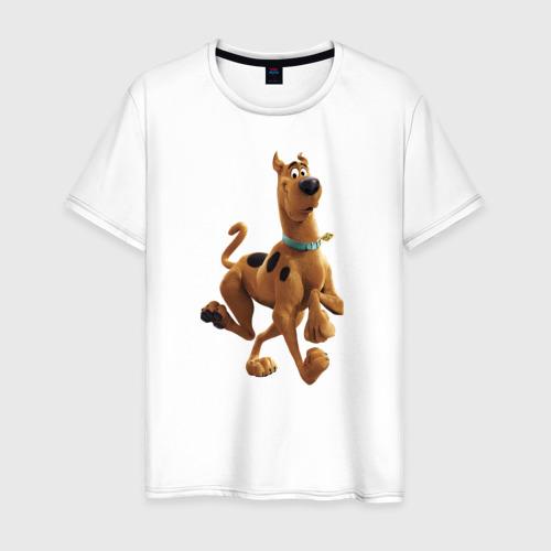 Мужская футболка хлопок Скуби-Ду Фото 01