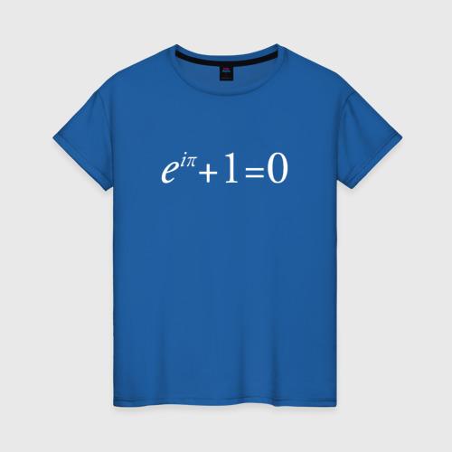 e^?i + 1 = 0, Тождество Эйлера