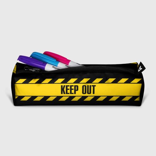 Пенал школьный 3D Keep out Фото 01