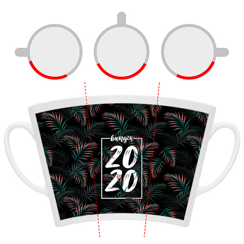 Кружка Латте Выпуск 2020 Фото 01