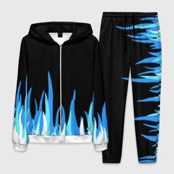 Синее пламя