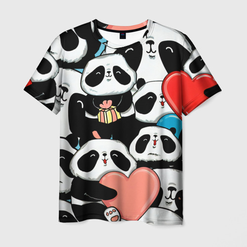 Панды.