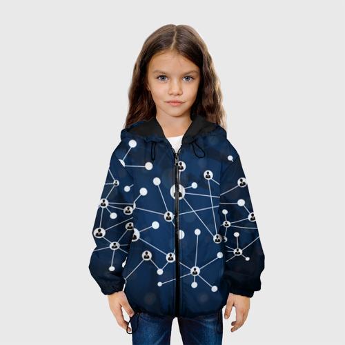 Детская куртка 3D COVID-19 WORLD Фото 01