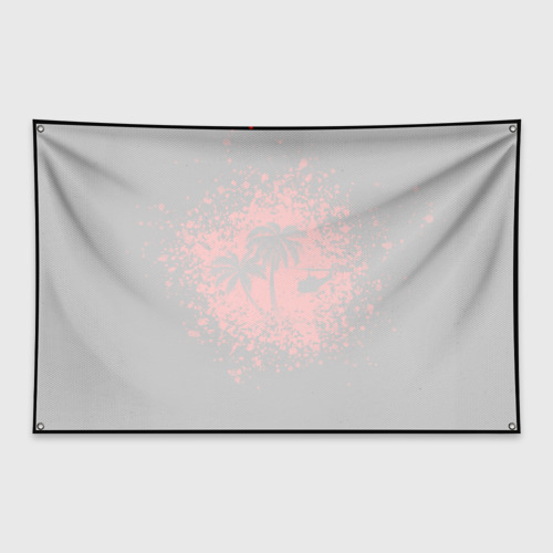 Флаг-баннер Vietcong Фото 01