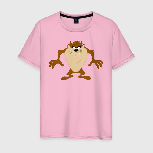 Мужская футболка хлопок Таз Фото 01