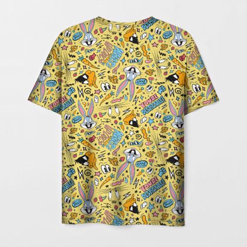 Мужская футболка 3D Looney Tunes Фото 01