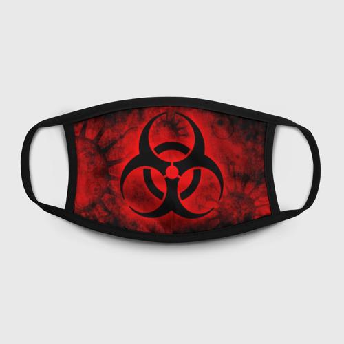 Маска защитная (+5 фильтров) Biohazard Фото 01