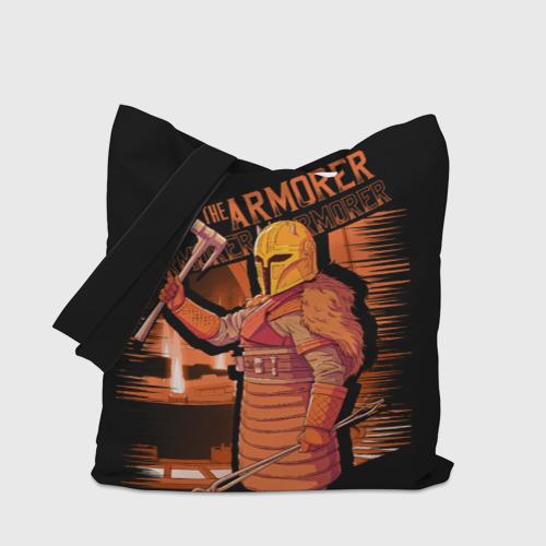 Сумка 3D повседневная The Armorer (The Mandalorian) Фото 01