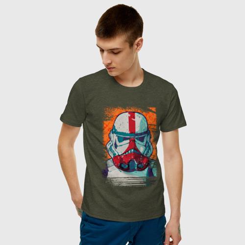 Мужская футболка хлопок Incinerator (The Mandalorian) Фото 01