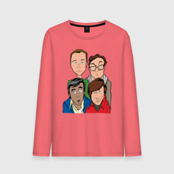 The Big Bang Theory Guys