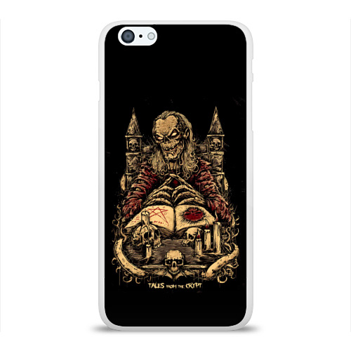 Чехол для iPhone 6/6S Plus глянцевый Tales from the crypt Фото 01
